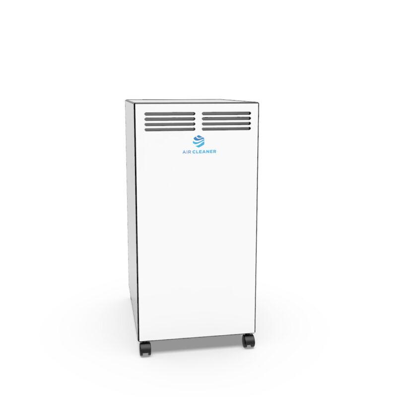 UVC Luftreiniger AC-100pro von Air Cleaner in Weiss