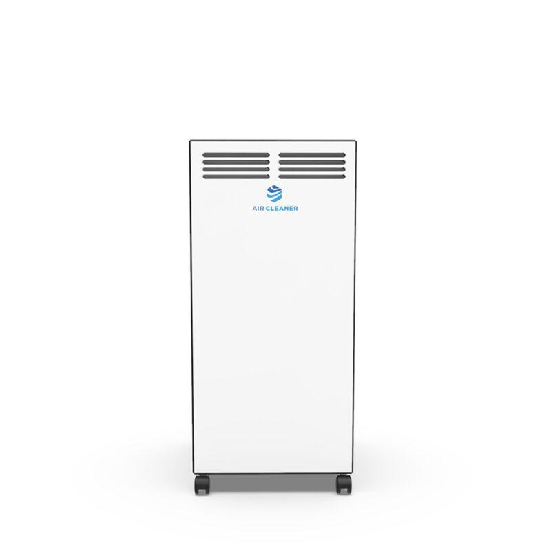 Vorderseite UVC Luftreiniger AC-100pro von Air Cleaner in Weiss