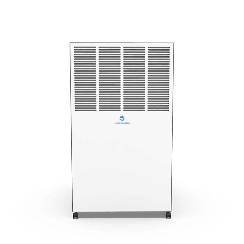 Vorderseite UVC Luftreiniger AC-1600pro von Air Cleaner in Weiss