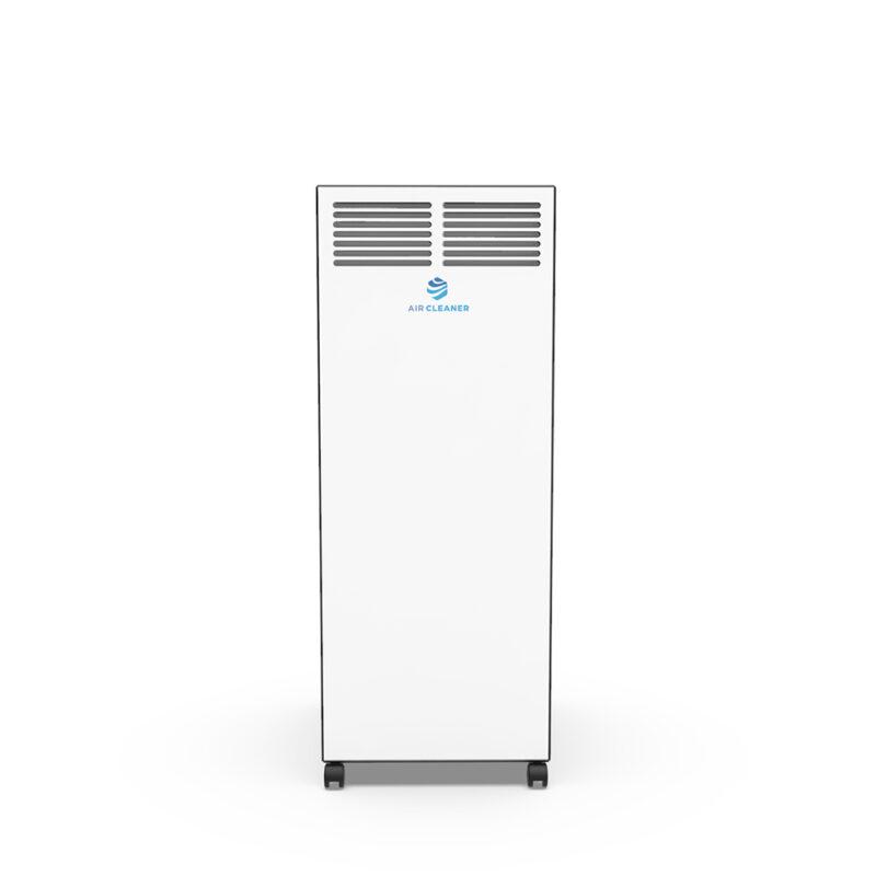 Vorderseite UVC Luftreiniger AC-250pro von Air Cleaner in Weiss