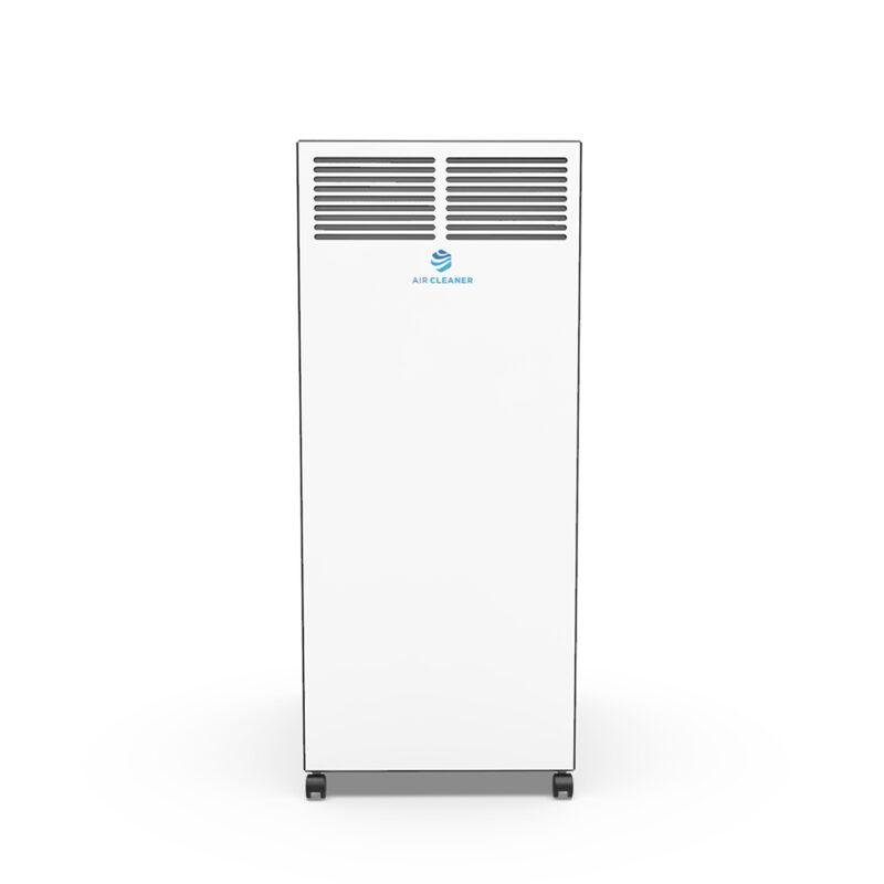 Vorderseite UVC Luftreiniger AC-500pro von Air Cleaner in Weiss