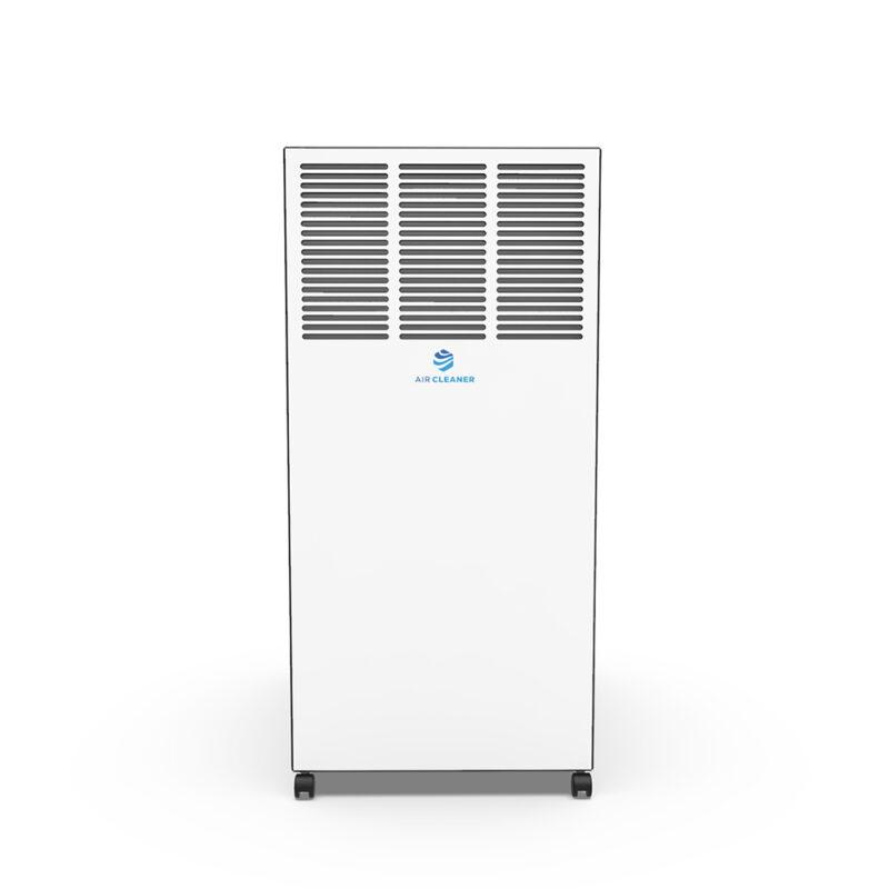 Vorderseite UVC Luftreiniger AC-800pro von Air Cleaner in Weiss