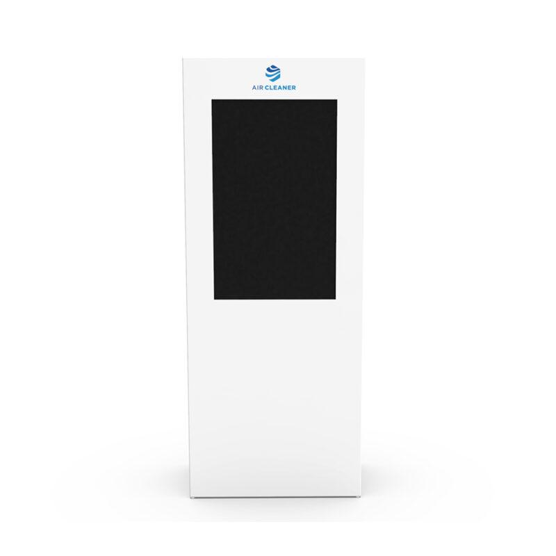 Vorderseite UVC Luftreiniger AC-DS900pro von Air Cleaner in Weiss